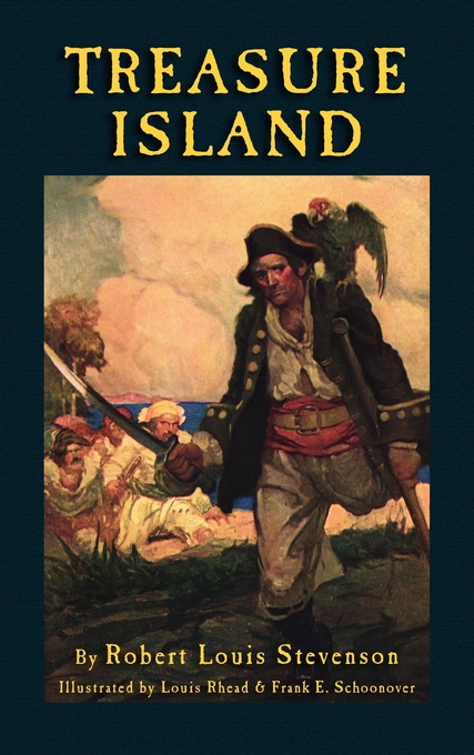 Book Cover Photography Games ~ Robert louis stevenson s treasure island